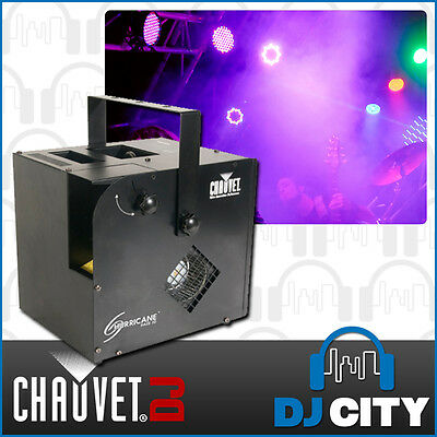 Chauvet Hurricane-Haze 2D Water Based Haze Machine 12000 Cubic feet/M DMX