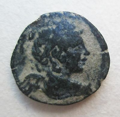 Greek Period Seleucid Bronze Coin Archaeology • CAD $150.50