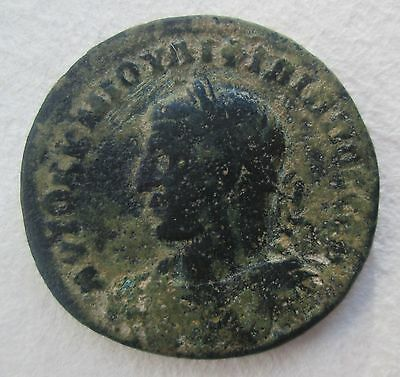 Roman Period Ancient Bronze City Coin - Philipp Antioch - Archaeology