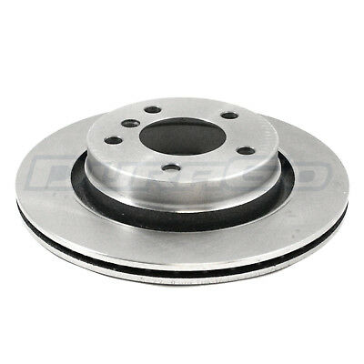Disc Brake Rotor Rear IAP Dura BR54073