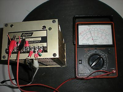 Acopian Model TD15-250 Op Amp Dual Power Supply - Powers up as shown - #4