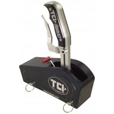 TCI 616331 Outlaw Shifter with Cover 3-Speed Transmissions