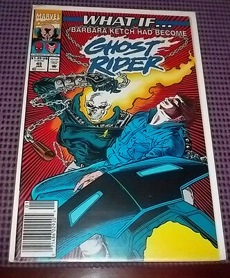 What If #45 Barbara Ketch Had Become Ghost Rider  0052