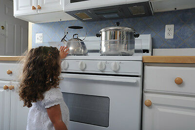 Dreambaby Stove top, Bench and preparation counter guard toddler child safety