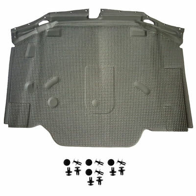 Mercedes-Benz Hood Insulation Mat Pad R129 SL