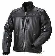 TEAM ARCTIC MENS LEATHER CAT TO THE CORE JACKET #5250-858