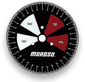 Moroso 62190 Moroso 11'' Degree Wheel