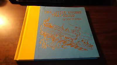 The Little Engine That Could by Watty Piper Hardcover