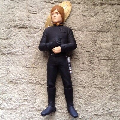 Luke Skywalkerl Star Wars Vinyl Figure IN CHARACTER Suncoast Mint With Hang Tag