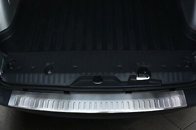 Stainless Steel Boot Edge Protector Fits Mercedes Citan Built 2012