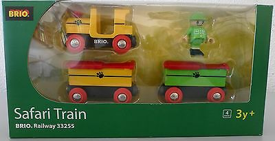 **NEU** BRIO® Railway 33255 Safari Zug / Safari Train **OVP**