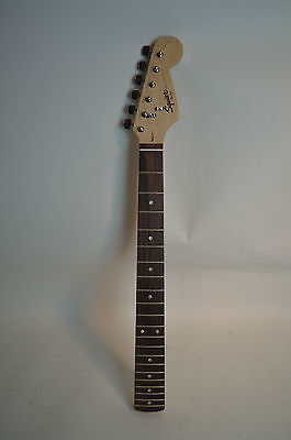 Fender Strat Stratocaster Squier Bullet Maple Neck With Tuners