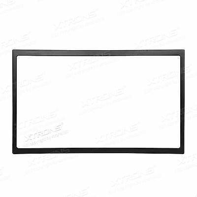 "Universal Double 2 DIN Frame Trim Surround for 6.95"" inch Car Stereo DVD Player"