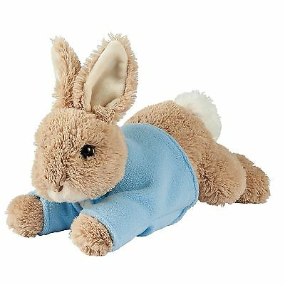 "NEW OFFICIAL GUND Beatrix Potter Peter Rabbit 7"" Plush Soft Toy A27222"