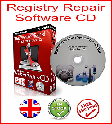 Tune Utilities 2017 - Speed Up My Pc - Registry Cleaner Windows Software Cd
