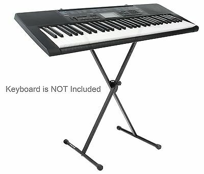 X Style Keyboard Stand for Casio Portable Lighted Workstation Electronic Pianos