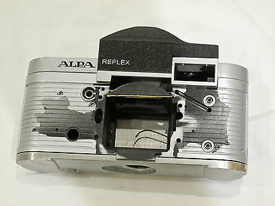 EXTREMELY RARE Spare Parts for Alpa 6C Camera