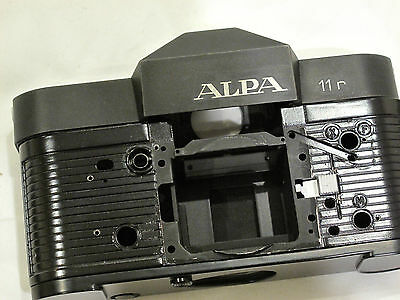 EXTREMELY RARE Spare Parts for Alpa 11r Camera
