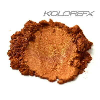 Torch'd Copper Pearl Pigment Plastidip Paint Kandy Dip Art Polish Clear Halo Dip
