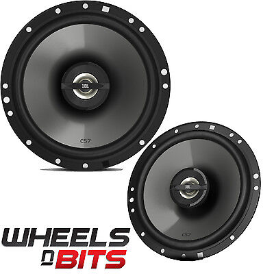 "NEW JBL CS762 6.5"" Inch 135 Watts Each 270 Watt a Set 2 Way Car Coaxial Speakers"