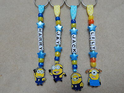 Despicable Me Chauffeur Minion Keyring MD KR 3 Ideal for Party Bags