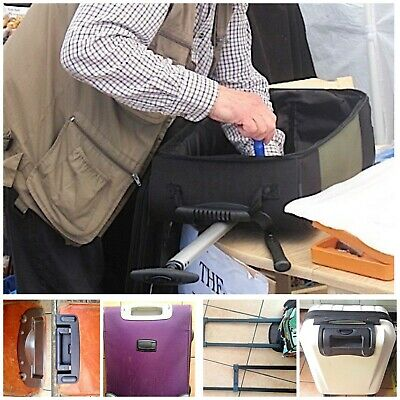 SUITCASE telescopic HANDLE replacement REPAIR service ***SAVE your LUGGAGE***