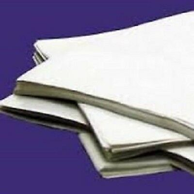 10 SHEETS Silicone Protection Paper For Iron On Fabric Transfer Materials