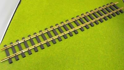 Qty2 x 3ft, 900mm Aristocraft Straight track,Brass ref A11070 NEW others stocked