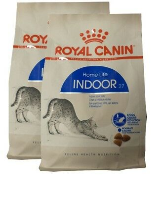 2x10kg Royal Canin 27 Indoor