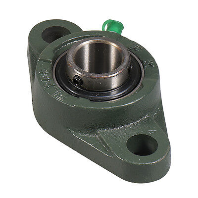 1.875 in 2-Bolts Flange Cast Iron UCFL210-30 Mounted Bearing UC210-30+FL210