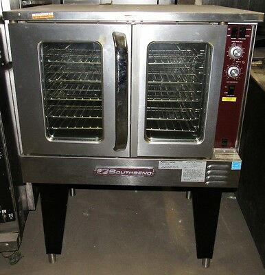 "Southbend (BGS/12SC) - 38"" Single Deck Gas Convection Oven"