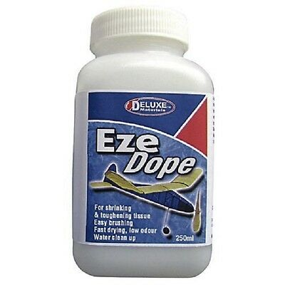 EZE-DOPE: Deluxe Materials 250ml Non-flammable, low odour for shrinking tissue