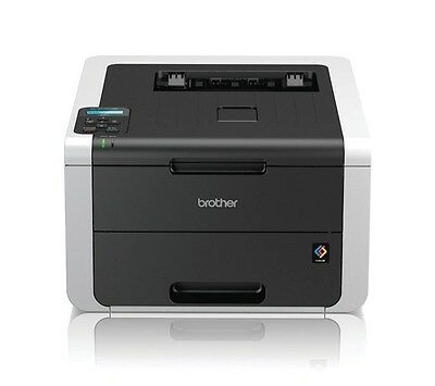 Brother HL-3170CDW Colour Laser Printer + Duplex, Wireless