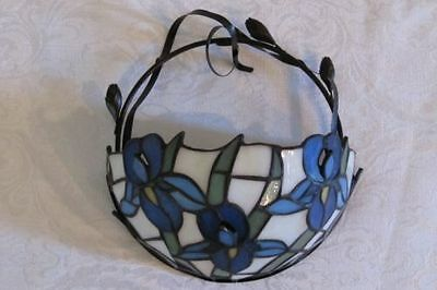 Partylite IRIS SCONCE CANDLE HOLDER  RARE & RETIRED