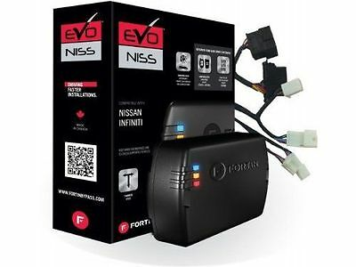 Fortin Stand-Alone Remote Starter For Nissan Infiniti Push-To-Start EVO-NIST1