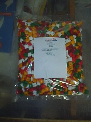 NEW REAL FORD BRANDED CHICLET GUM 5 lbs BUY NOW No LIC. C@@L