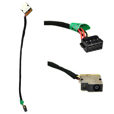 DC Jack Power Harness for HP Pavilion P/N: 709802-YD1 CBL00360-0150 719859-001
