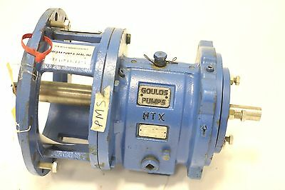 "Used Goulds Pumps MTX Power End LF3196  1X2-10  1.125"" Input Shaft"