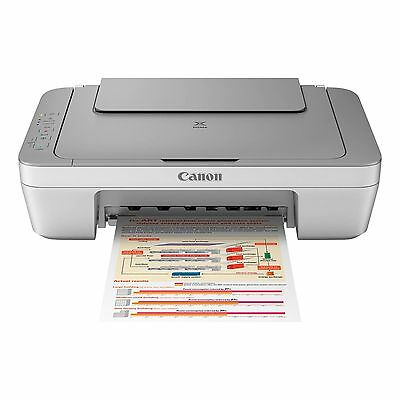 Canon PIXMA MG2520 Inkjet Photo All-in-One Printer - Print, Copy, Scan 8330B002