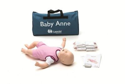 Baby Anne infant manikin from Laerdal for CPR and choking practice - NEW