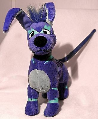 "Rare Neopet Electric Gelert Adorable 7"" Plush Toy Ages 4 & Up"