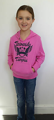 Gorgeous Soul And Glory University Girls Hoodie Top !!
