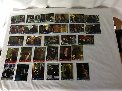 Lot of 29 2003 Topps X-Men Trading Cards