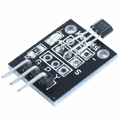 Keyes Hall/Holzer Effect Sensor Module KY-003 44E 938 Arduino Pi Flux Workshop