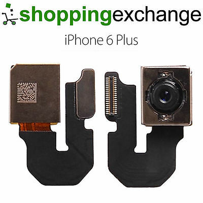 For iPhone 6 Plus Genuine Replacement Back Rear Camera Lens Flex Cable Module