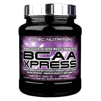 BCAA XPRESS 700g Scitec Nutrition Poudre Recuperation Construction Musculaire