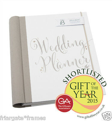 Luxury Wedding Planner Organiser Journal Book Great Gift Idea Busy B New Edition
