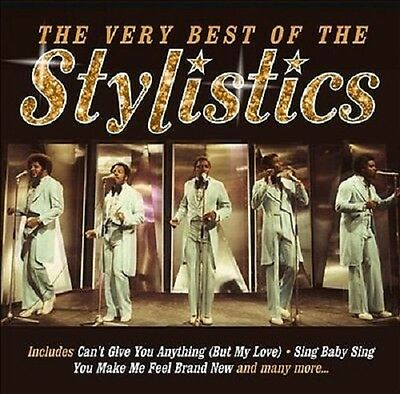 The Stylistics The Very Best Of The Stylistics Cd