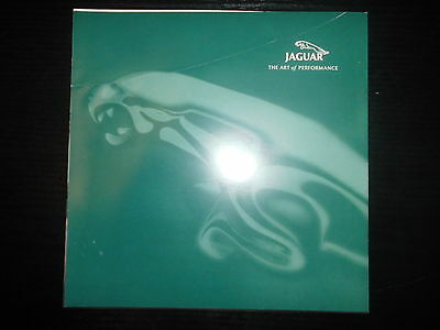 Prospekt Sales Brochure Jaguar S Type XK8 XKR Sovereign Daimler XJR XJ Executive