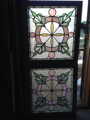 Sg 104 2  Available Very Beautiful Antique Stainglass Windows